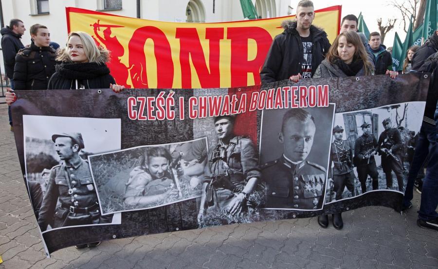 I Hajnowski Marsz Pamięci Żołnierzy Wyklętych