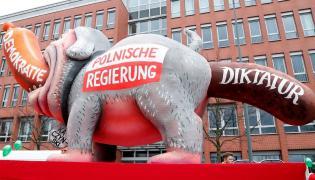 Parada karnawałowa w Niemczech