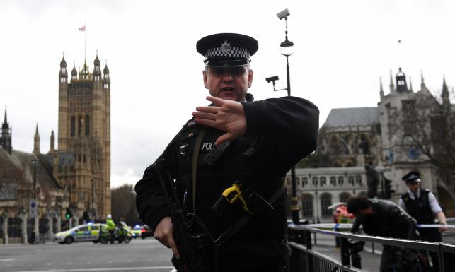 Atak w Londynie. Policja: Incydent jest traktowany wstępnie jako atak terrorystyczny. ZDJĘCIA