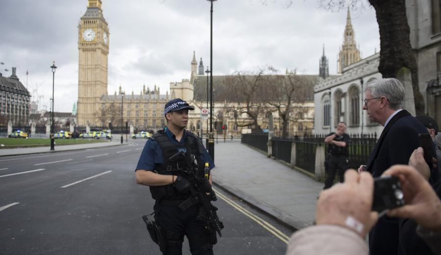 Atak w Londynie